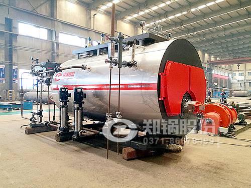 燃气锅炉技术参数_20吨燃气蒸汽锅炉价格多少?