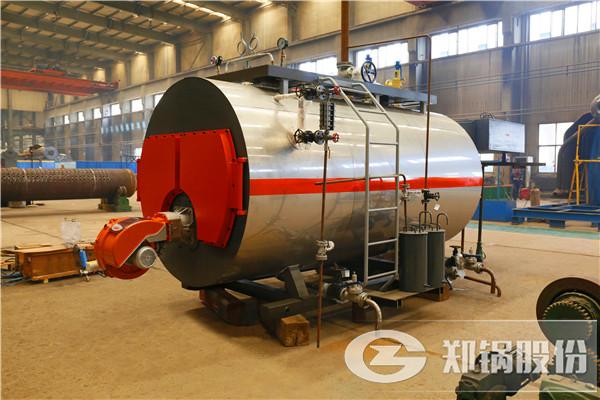 12吨燃气锅炉